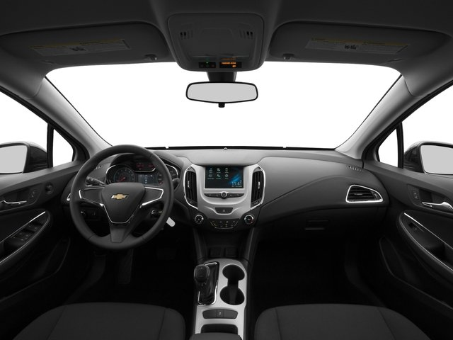 2016 Chevrolet Cruze Prices and Values Sedan 4D L I4 full dashboard