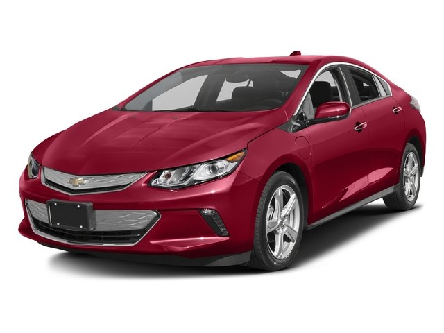 2016 Chevrolet Volt Prices and Values Sedan 4D LT I4 Electric side front view