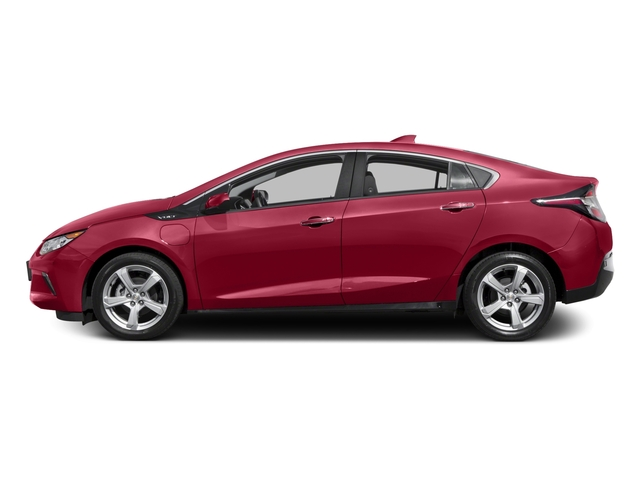 2016 Chevrolet Volt Prices and Values Sedan 4D LT I4 Electric side view