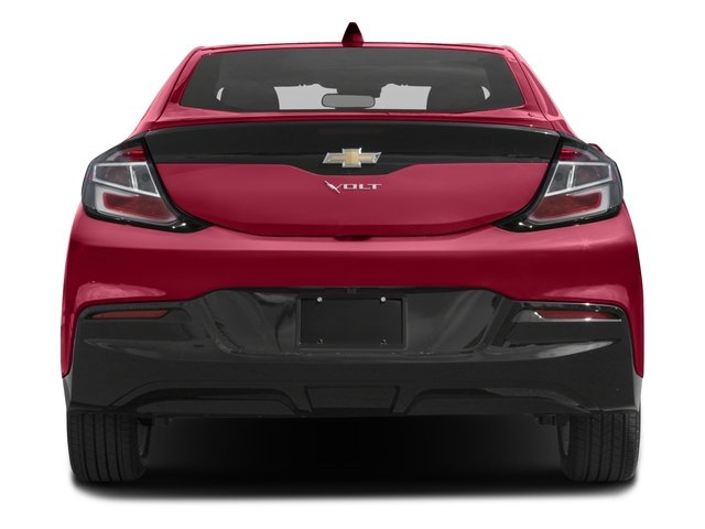 2016 Chevrolet Volt Prices and Values Sedan 4D LT I4 Electric rear view