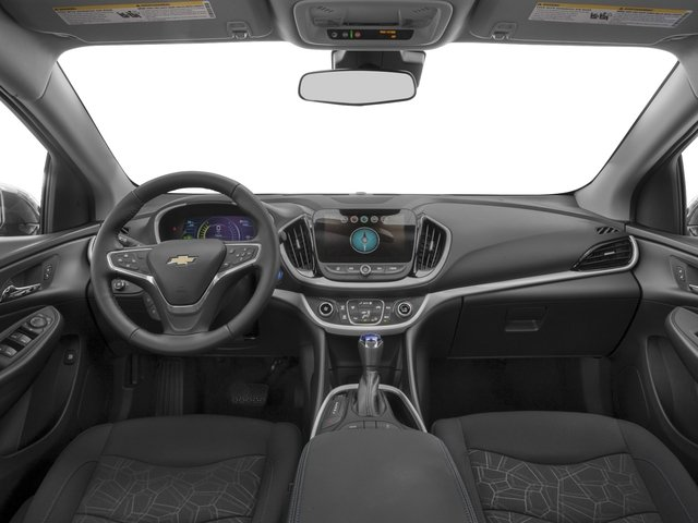 2016 Chevrolet Volt Prices and Values Sedan 4D LTZ Premier I4 Electric full dashboard