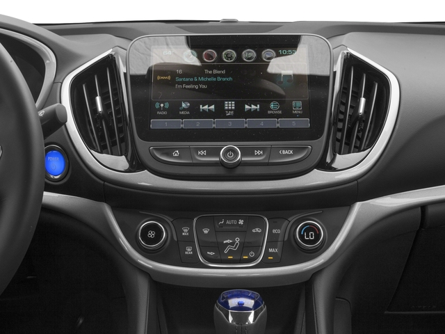 2016 Chevrolet Volt Prices and Values Sedan 4D LTZ Premier I4 Electric stereo system