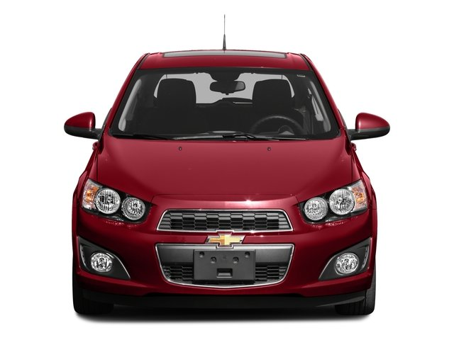 2016 Chevrolet Sonic Pictures Sonic Hatchback 5D LT I4 photos front view