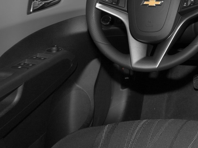 2016 Chevrolet Sonic Pictures Sonic Hatchback 5D LT I4 photos driver's side interior controls