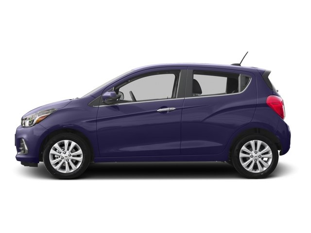 2016 Chevrolet Spark Prices and Values Hatchback 5D 2LT I4 side view