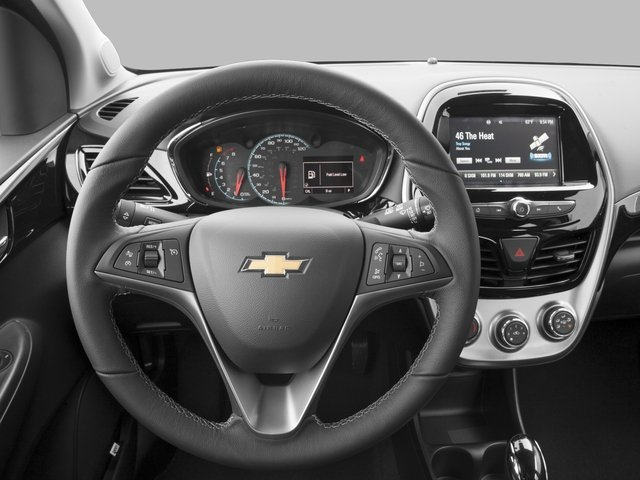 2016 Chevrolet Spark Prices and Values Hatchback 5D 2LT I4 driver's dashboard