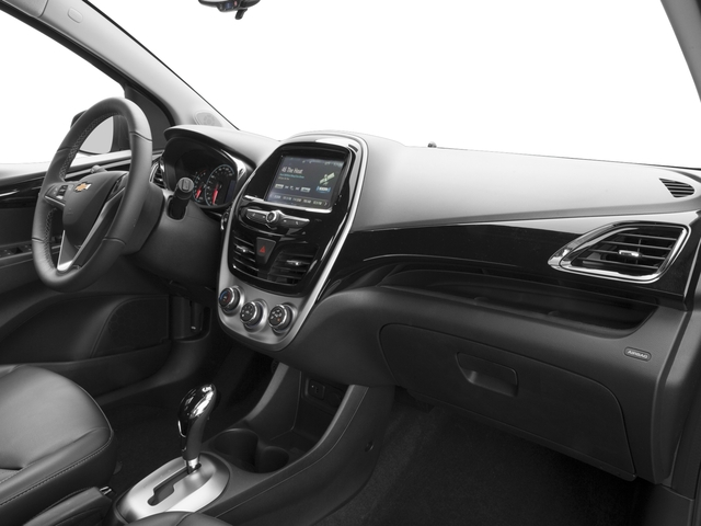 2016 Chevrolet Spark Pictures Spark Hatchback 5D 2LT I4 photos passenger's dashboard
