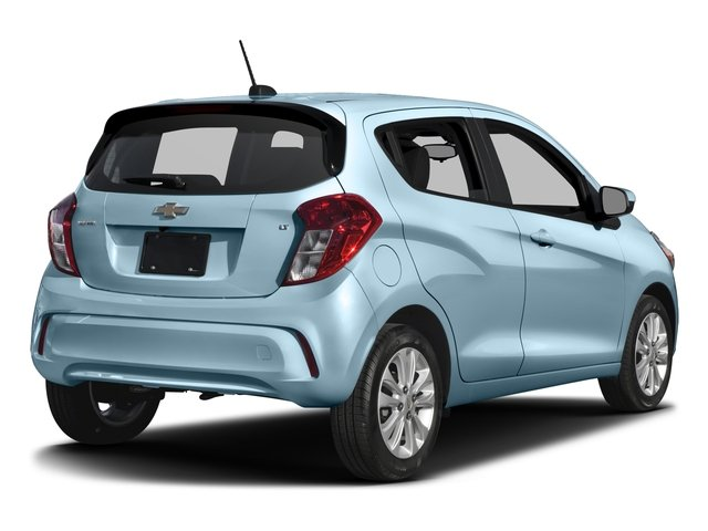 2016 Chevrolet Spark Prices and Values Hatchback 5D LT I4 side rear view