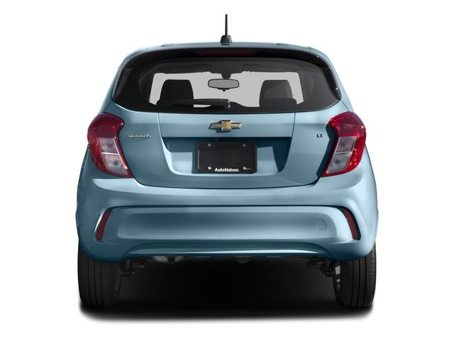 2016 Chevrolet Spark Prices and Values Hatchback 5D LT I4 rear view