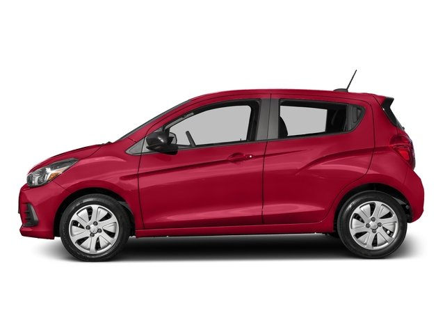 2016 Chevrolet Spark Prices and Values Hatchback 5D LS I4 side view
