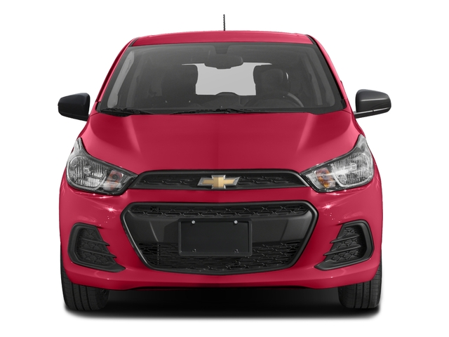 2016 Chevrolet Spark Prices and Values Hatchback 5D LS I4 front view