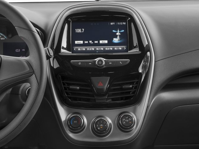 2016 Chevrolet Spark Prices and Values Hatchback 5D LS I4 stereo system