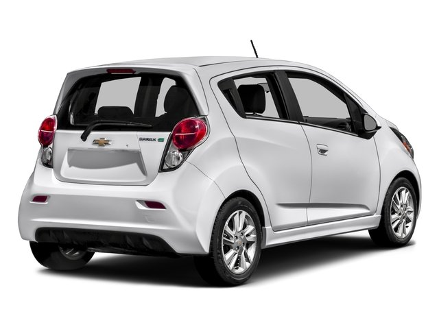 2016 Chevrolet Spark EV Prices and Values Hatchback 5D EV LT Electric side rear view