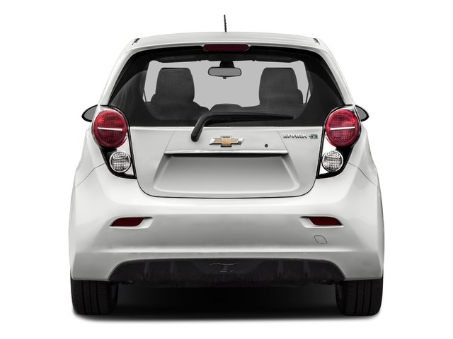 2016 Chevrolet Spark EV Prices and Values Hatchback 5D EV LT Electric rear view