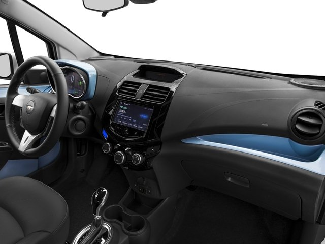 2016 Chevrolet Spark EV Prices and Values Hatchback 5D EV LT Electric passenger's dashboard
