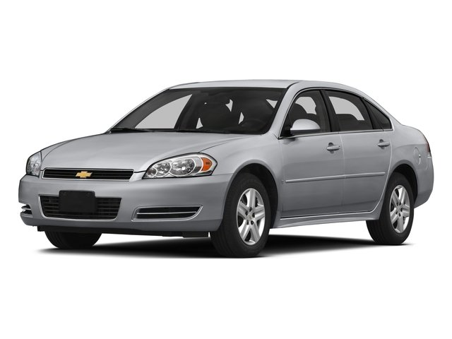 2016 Chevrolet Impala Limited Prices and Values Sedan 4D LS V6 side front view
