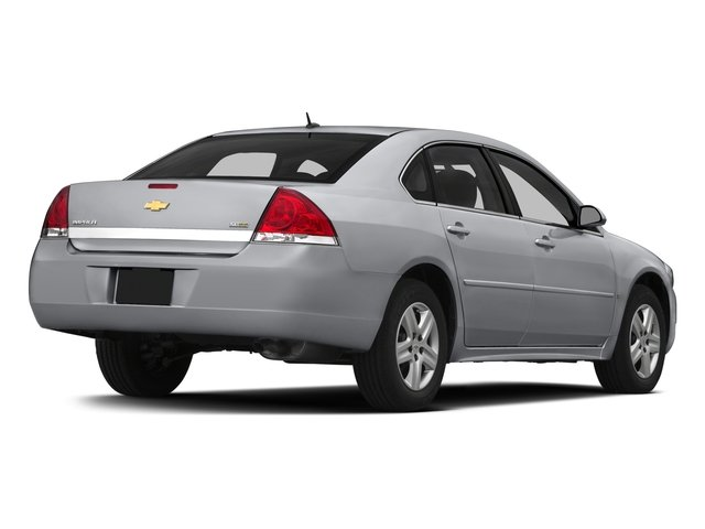 2016 Chevrolet Impala Limited Prices and Values Sedan 4D LS V6 side rear view