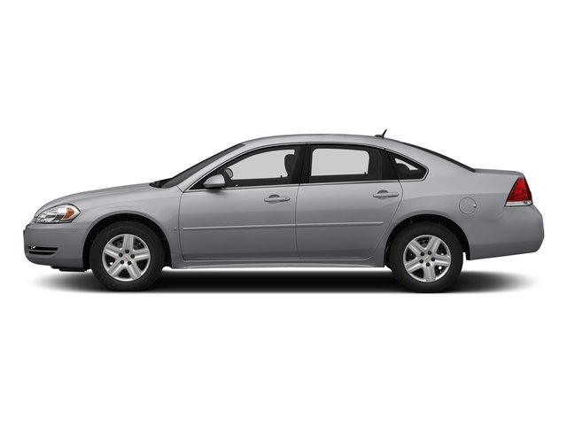 2016 Chevrolet Impala Limited Prices and Values Sedan 4D LS V6 side view