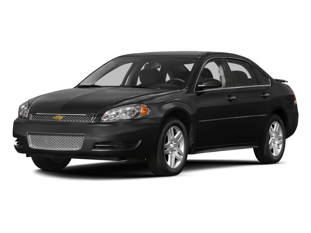 2016 Chevrolet Impala Limited Prices And Values Sedan 4d Ltz V6 Side Front View