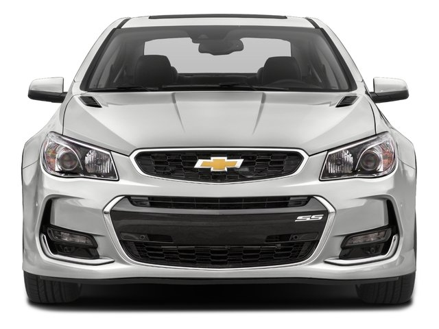 2016 Chevrolet SS Prices and Values Sedan 4D V8 front view