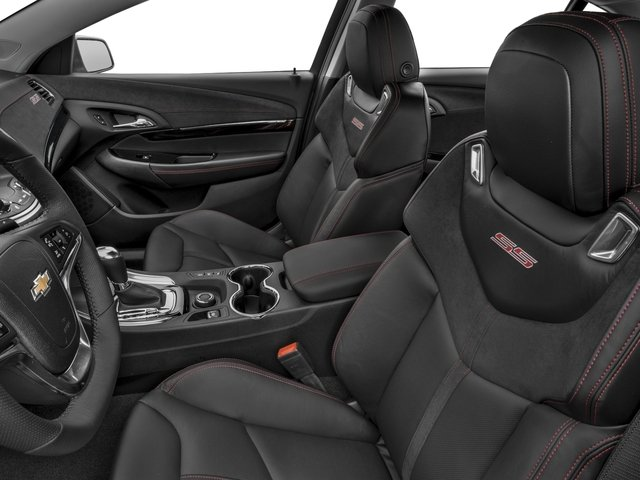 2016 Chevrolet SS Prices and Values Sedan 4D V8 front seat interior