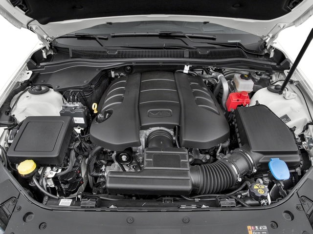 2016 Chevrolet SS Prices and Values Sedan 4D V8 engine