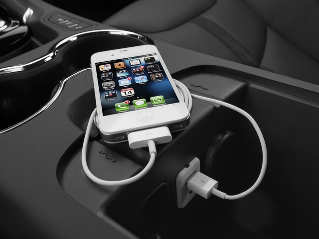 2016 Chevrolet SS Prices and Values Sedan 4D V8 iPhone Interface