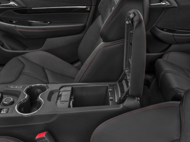 2016 Chevrolet SS Prices and Values Sedan 4D V8 center storage console