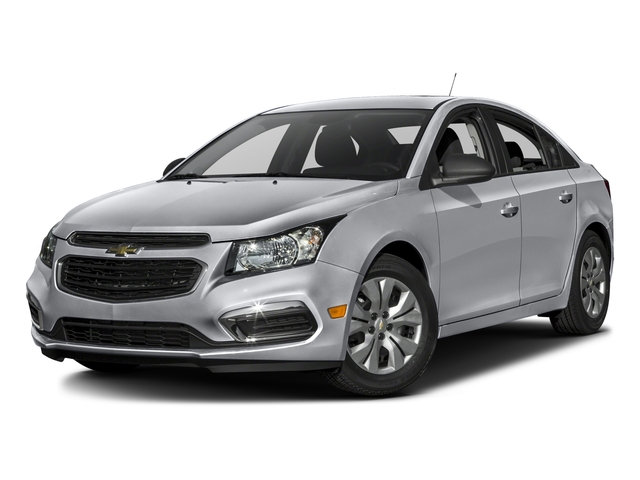 2016 Chevrolet Cruze Limited Prices and Values Sedan 4D LS I4 side front view