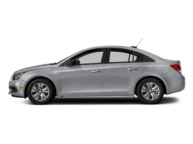 2016 Chevrolet Cruze Limited Prices and Values Sedan 4D LS I4 side view