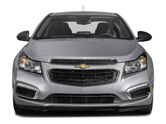 2016 Chevrolet Cruze Limited Prices and Values Sedan 4D LS I4 front view