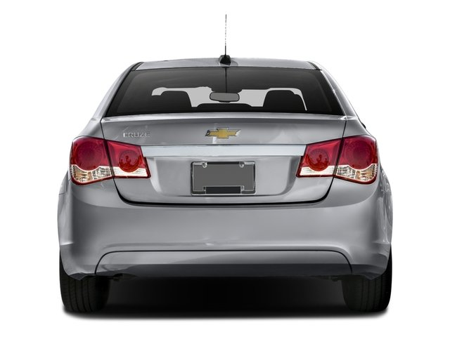 2016 Chevrolet Cruze Limited Prices and Values Sedan 4D LS I4 rear view