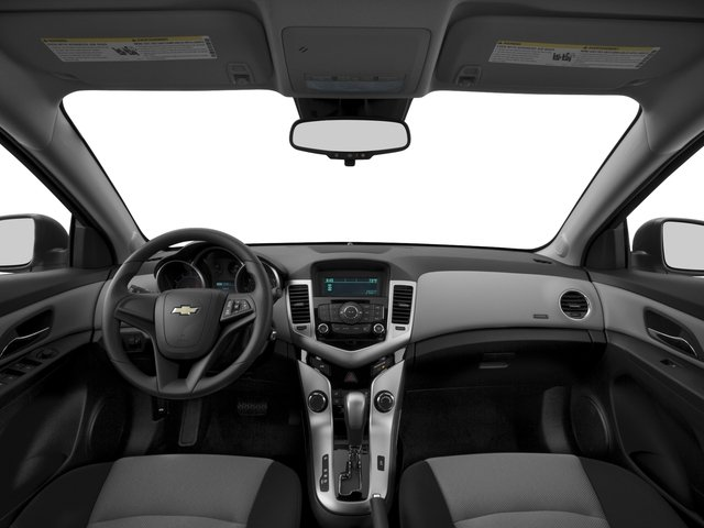 2016 Chevrolet Cruze Limited Prices and Values Sedan 4D LS I4 full dashboard