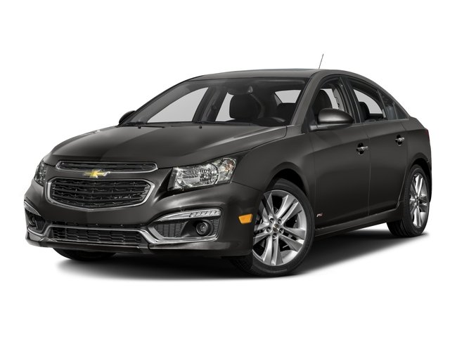 2016 Chevrolet Cruze Limited Pictures Cruze Limited Sedan 4D LTZ I4 Turbo photos side front view