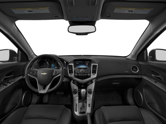 2016 Chevrolet Cruze Limited Pictures Cruze Limited Sedan 4D LTZ I4 Turbo photos full dashboard