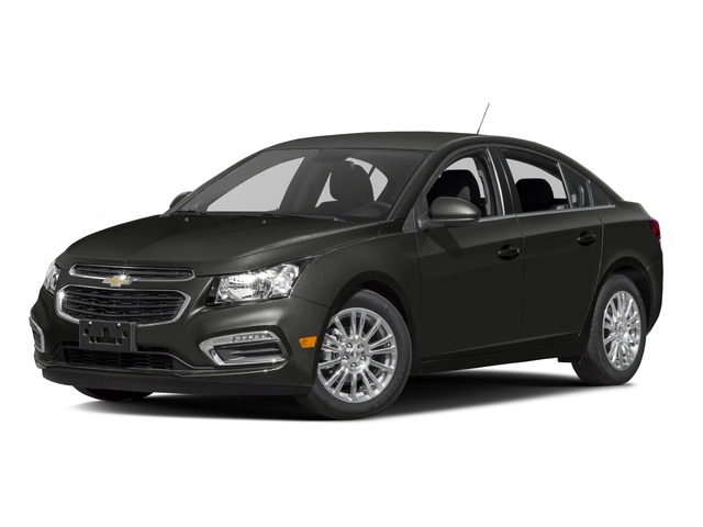 2016 Chevrolet Cruze Limited Prices and Values Sedan 4D Eco I4 Turbo side front view