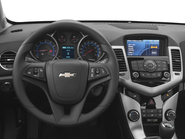 2016 Chevrolet Cruze Limited Prices and Values Sedan 4D Eco I4 Turbo driver's dashboard