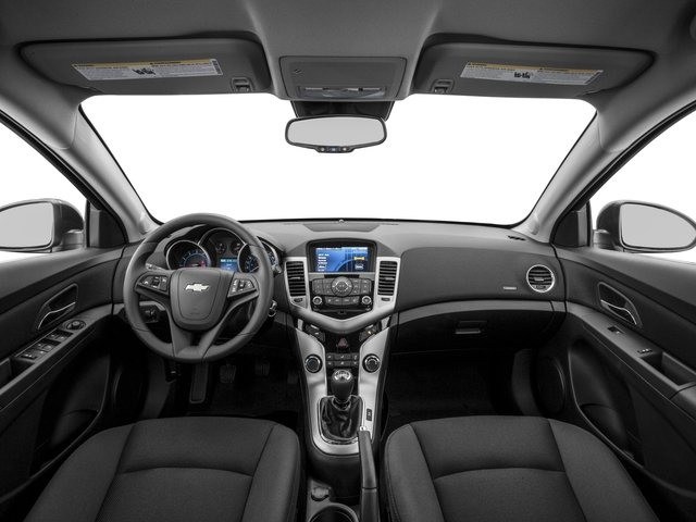 2016 Chevrolet Cruze Limited Prices and Values Sedan 4D Eco I4 Turbo full dashboard