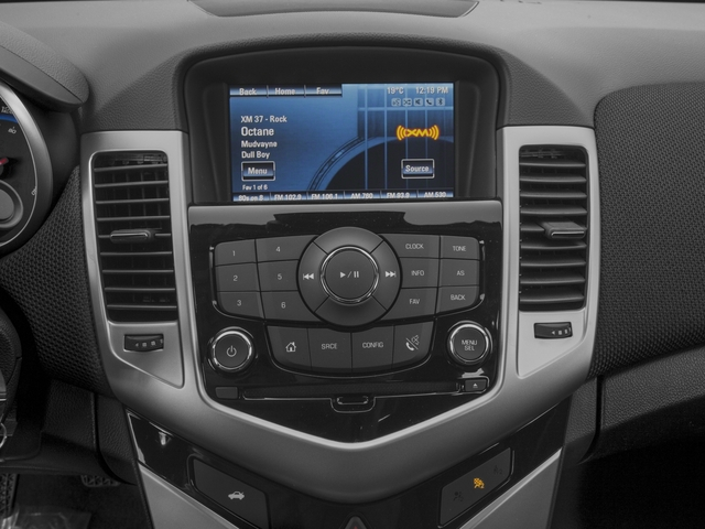 2016 Chevrolet Cruze Limited Prices and Values Sedan 4D Eco I4 Turbo stereo system