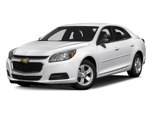 2016 Chevrolet Malibu Limited Pictures Malibu Limited Sedan 4D LS Fleet I4 photos side front view