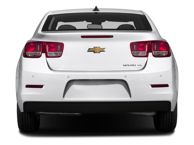 2016 Chevrolet Malibu Limited Pictures Malibu Limited Sedan 4D LS Fleet I4 photos rear view