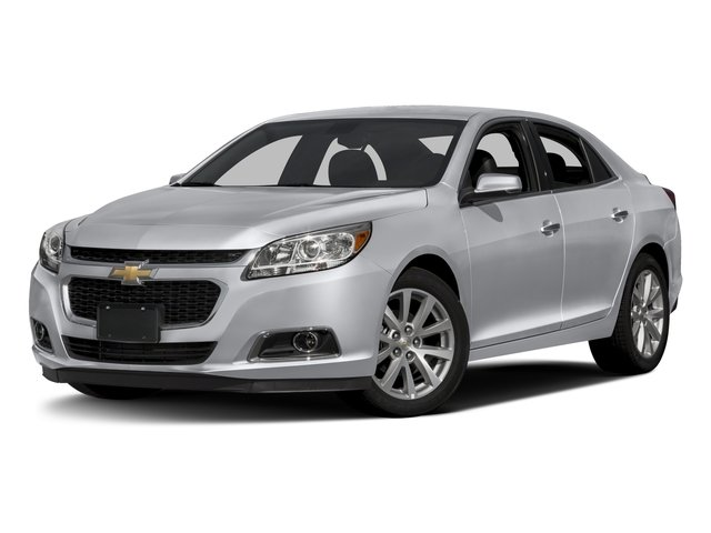 2016 Chevrolet Malibu Limited Prices and Values Sedan 4D LTZ I4 side front view