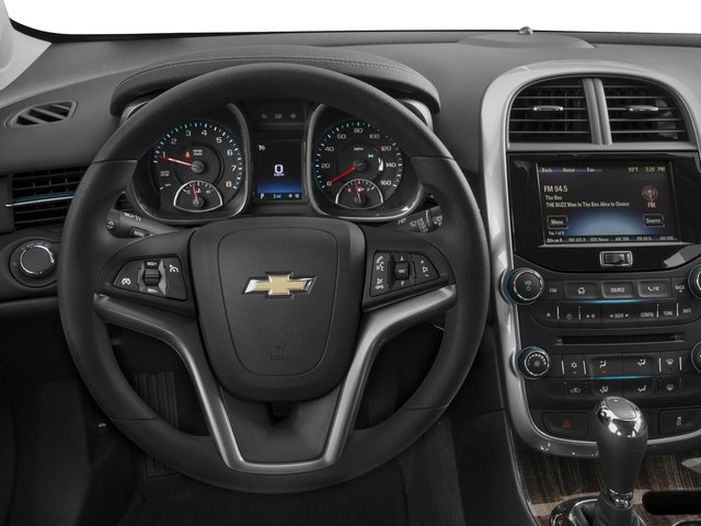 2016 Chevrolet Malibu Limited Prices And Values Sedan 4d Lt I4 Driver S Dashboard