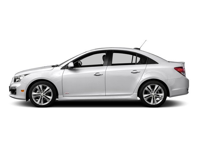 2016 Chevrolet Cruze Limited Prices and Values Sedan 4D 2LT I4 Turbo side view