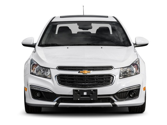 2016 Chevrolet Cruze Limited Prices and Values Sedan 4D 2LT I4 Turbo front view