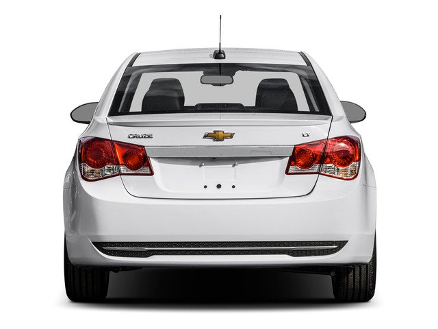 2016 Chevrolet Cruze Limited Prices and Values Sedan 4D 2LT I4 Turbo rear view