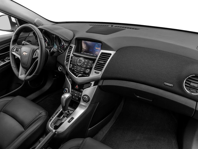 2016 Chevrolet Cruze Limited Prices and Values Sedan 4D 2LT I4 Turbo passenger's dashboard