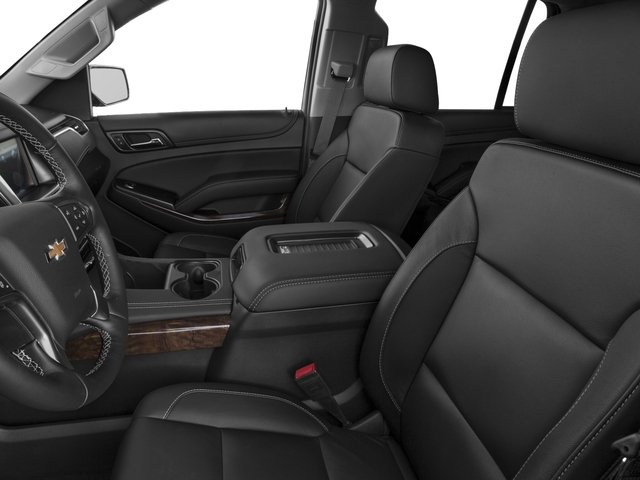2016 Chevrolet Tahoe Prices and Values Utility 4D Fleet 2WD V8 front seat interior