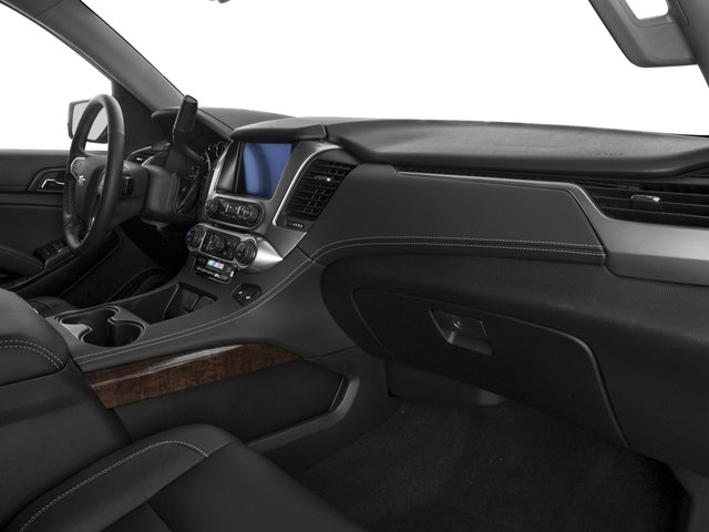 2016 Chevrolet Tahoe Prices and Values Utility 4D Fleet 2WD V8 passenger's dashboard