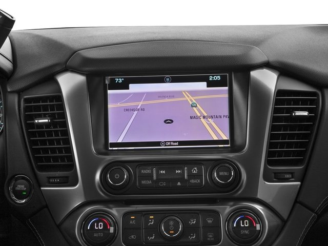 2016 Chevrolet Tahoe Pictures Tahoe Utility 4D LS 2WD V8 photos navigation system